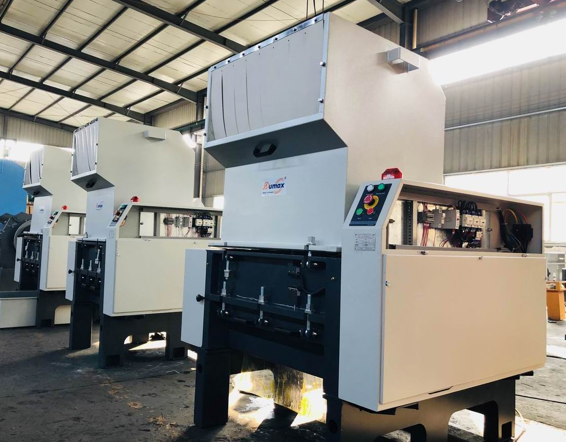 China Plastic Crusher Manufacturer -- Aumax Plast