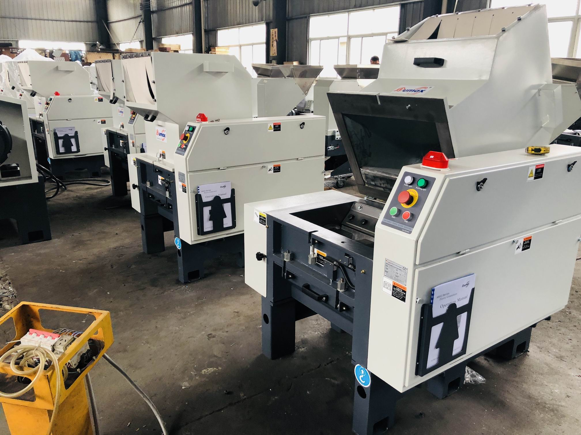 How to Operate and Maintain Plastic Crusher
