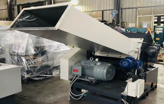 Plastic Pipe Recycling Crusher