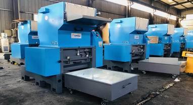 Aumax Powerful Plastic Granulator Production