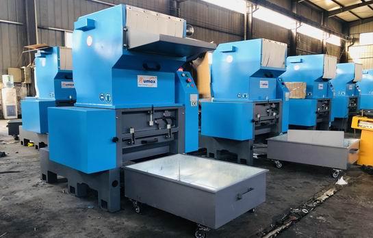 Special Designed Plastic Crusher Machine