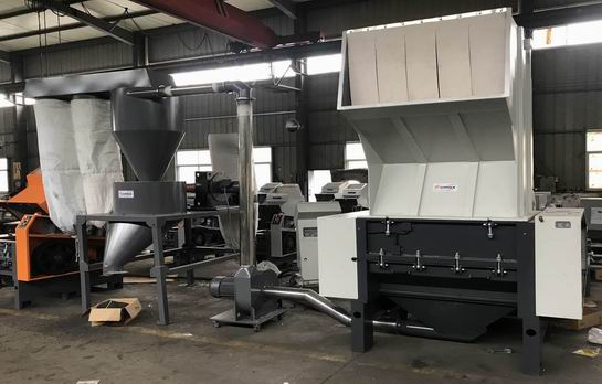 Plastic Crusher Manufacturer Tells You the Maintenance of the Crusher Machine
