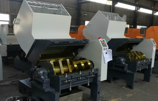 Why Do Customers Repurchase Aumax Plastic Crusher Again?
