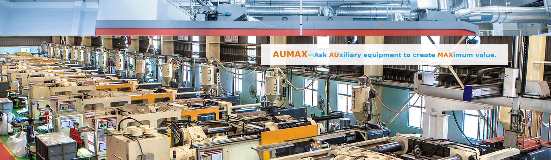 Aumax Industrial (HK) Limited.