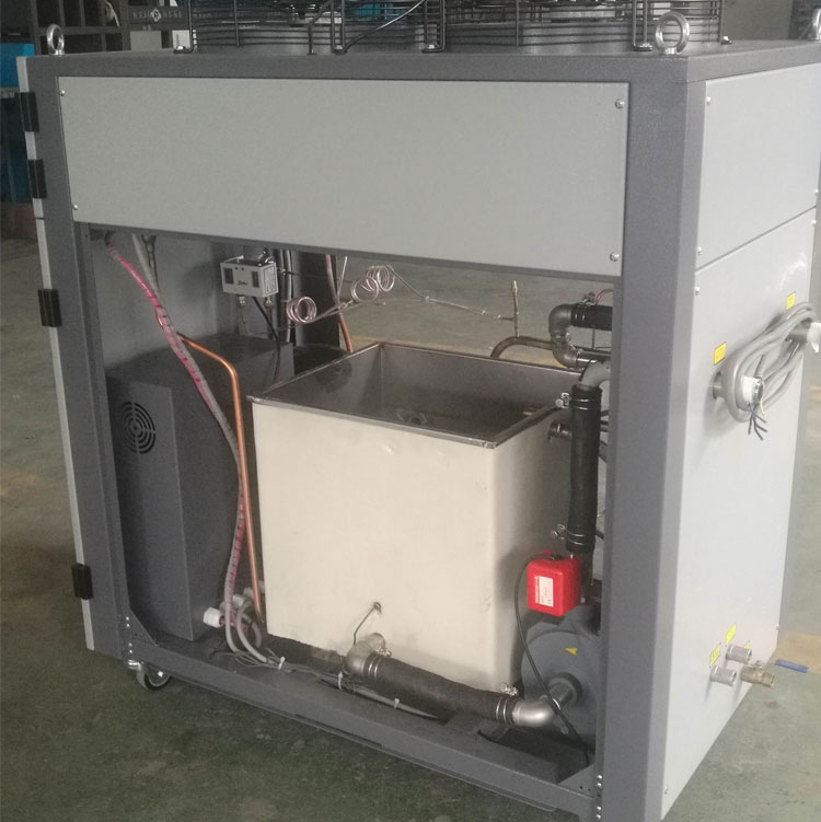 Air-cooled Industrial Water Chiller