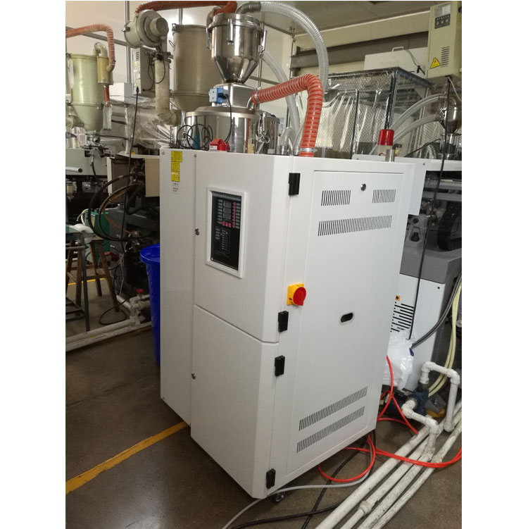 3-in-1 Dehumidifying Drying Loader Unit