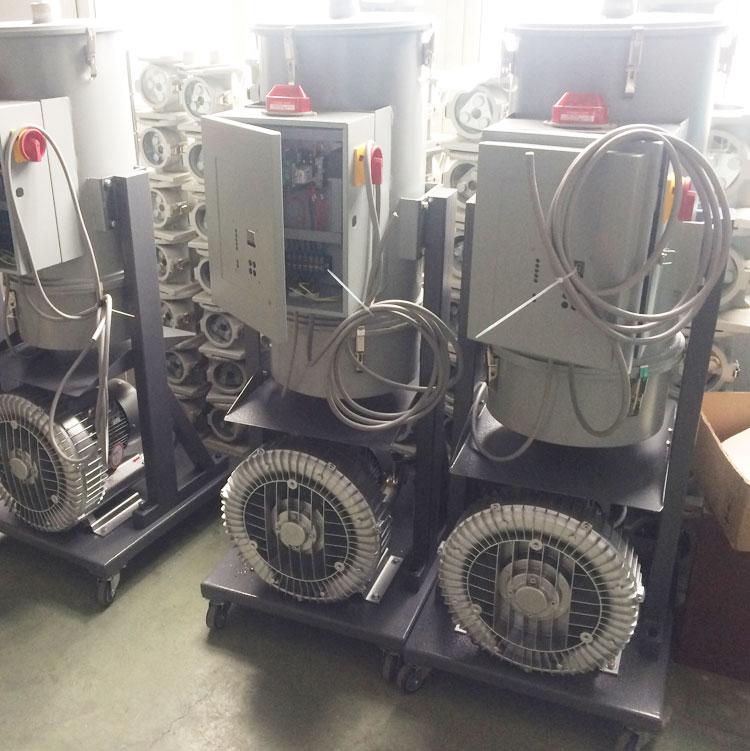 High Capacity Vacuum Hopper Loader (Induction Type)