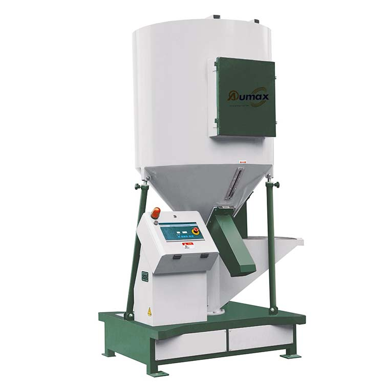 Screw Type Hopper Mixer Machine