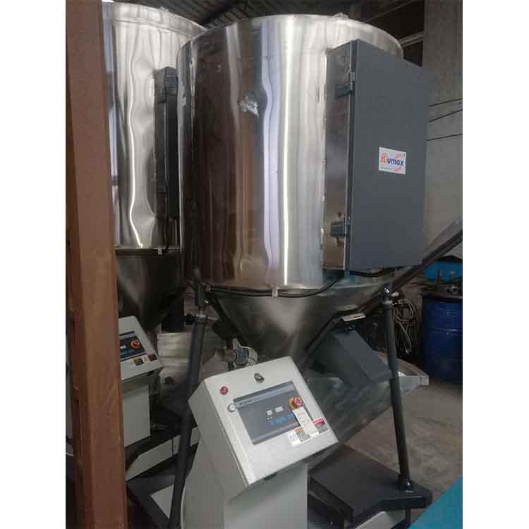 Screw Type Hopper Mixer Machine