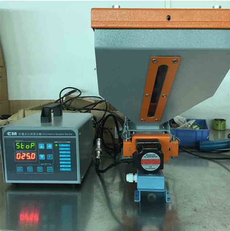 Volumetric Dosing Unit/ Plastic Masterbatch Doser