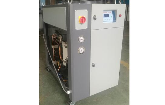 Application range of industrial water chiller