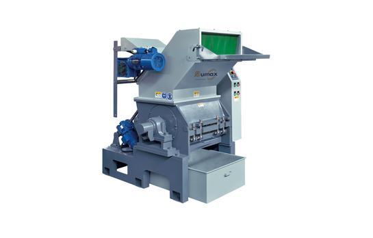 The Characteristics of Plastic Sheet Granulator