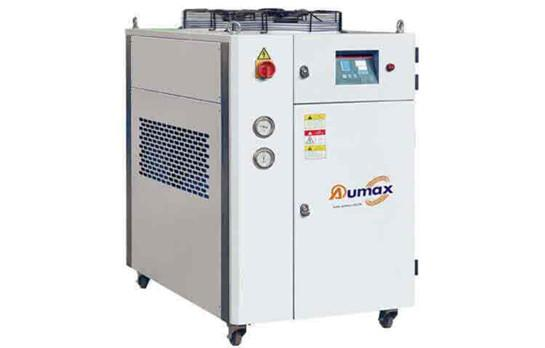 Performance of Industrial Water Chiller