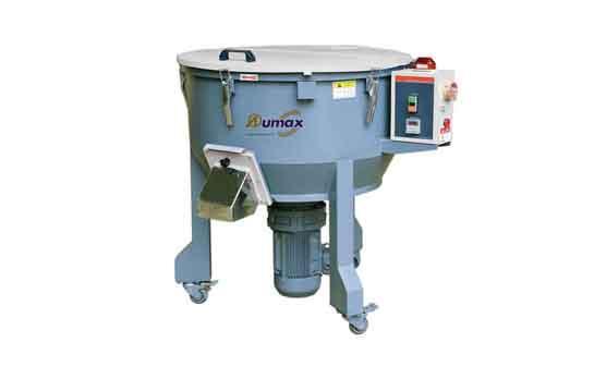 Characteristics Of Vertical Color Mixer