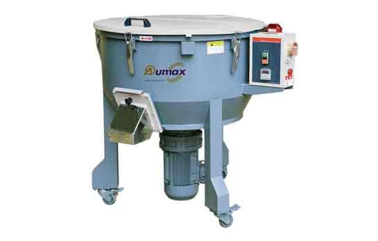 The Role Of Vertical Plastic Color Mixer