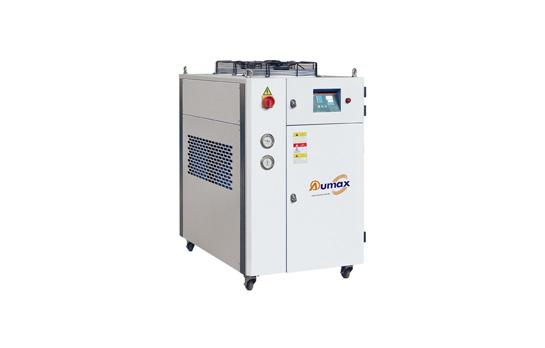 Principle of Air Cooled Industrial Water Chiller System