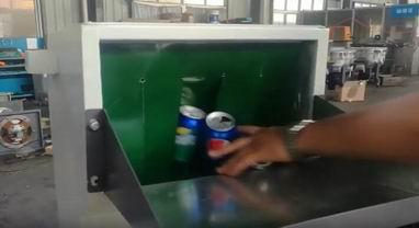 AMG-400 Granulator crush Aluminium Cans