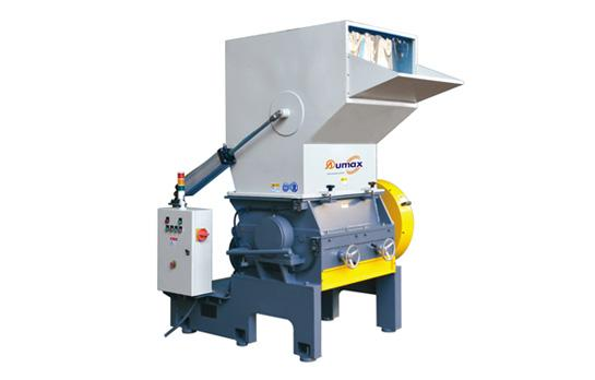 Energy Efficient Granulator Into Waste Plastic