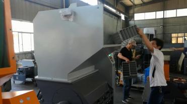 AMG-800G+ Plastic Granulator Crush Battery Container