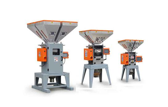 Inspection And Maintenance Of The Gravimetric Mixer Machine