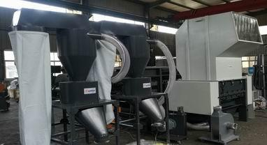 AMG-1000H+ (75HP) Granulator to Crush PET thermoforming Sheets