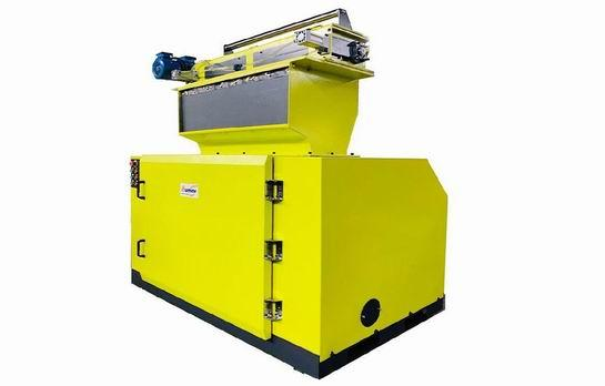 Aumax New Desined Online Crusher for Thermoforming Sheets and Plastic Films
