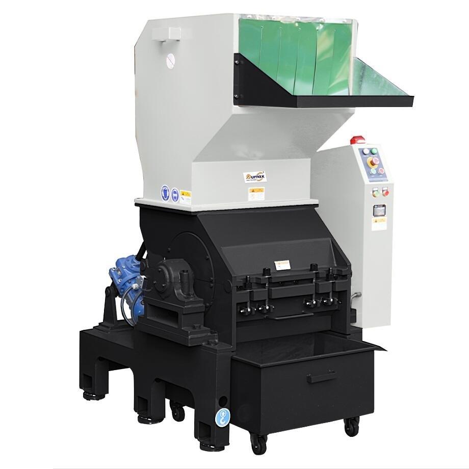 Central Plastic Granulator Crusher