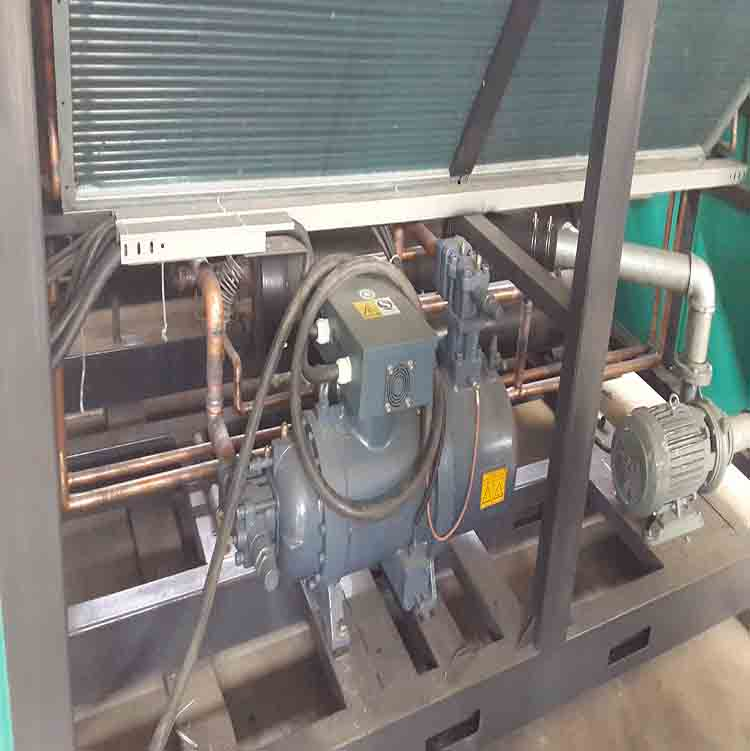Screw Type Compressor Water-cooled Chiller