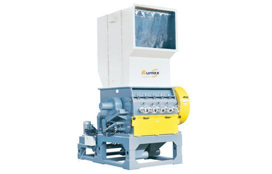 Plastic Granulator must be inspected and tested before being put into production