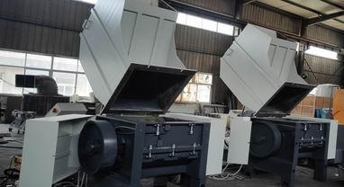 AMG-1000H+ (75HP) Granulator to Crush Plastic Pipes