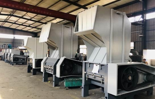 How much do you know about plastic crusher?